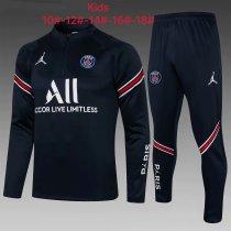 Kids PSG x Jordan Training Suit Royal 2021/22