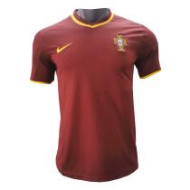 Mens Portugal Retro Home Jersey 2000