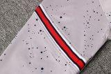 Mens PSG Training Suit Light Grey Dots 2021/22