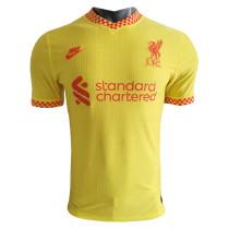 Mens Liverpool Third Jersey 2021/22 - Match