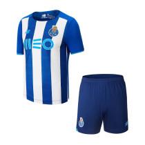 Kids FC Porto Home Jersey 2021/22