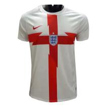 Mens England Short Training Jersey White 2021/22