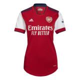 Womens Arsenal Home Jersey 2021/22