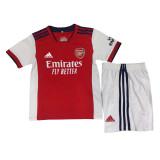 Kids Arsenal Home Jersey 2021/22