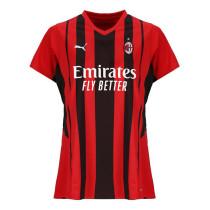 Womens AC Milan Home Jersey 2021/22