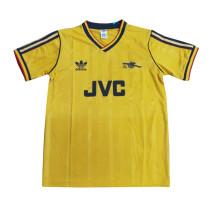 Mens Arsenal Retro Away Jersey 1986-1988