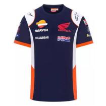 Mens Repsol Honda F1 Team T - Shirt - Navy 2021