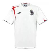 Mens England Retro Home Jersey 2006