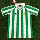 Mens Real Betis Retro Home Jersey 1995-1997