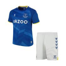 Kids Everton Home Jersey 2021/22