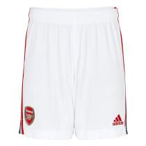 Mens Arsenal Home Shorts 2021/22