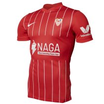 Mens Sevilla Away Jersey 2021/22