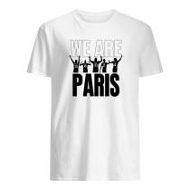 Mens PSG WE ARE PARIS T-Shirt White 2021/22