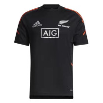 Mens New Zealand All Blacks Rugby Home Jersey 2021