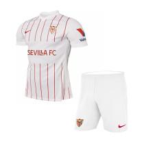 Kids Sevilla Home Jersey 2021/22