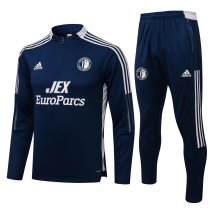 Mens Feyenoord Training Suit Navy 2021/22