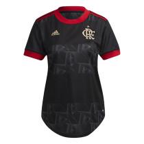 Womens Flamengo Third Jersey 2021/22