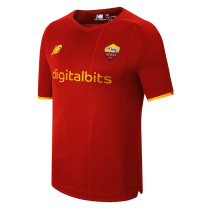 Mens Roma Home Jersey Mens 2021/22