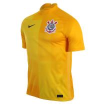 Mens Corinthians Yellow Goalkeeper Jersey 2021/22