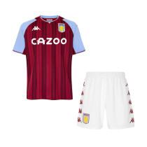 Kids Aston Villa Home Jersey 2021/22