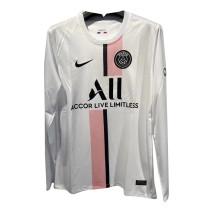 Mens PSG Away Jersey Long Sleeve 2021/22