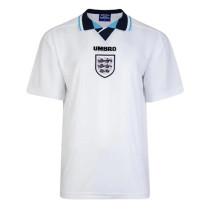 Mens England Retro Home Jersey 1996