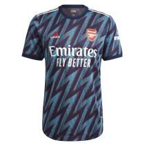 Mens Arsenal Third Jersey 2021/22 - Match
