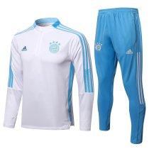 Mens Bayern MunichTraining Suit Black 2021/22