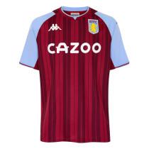Mens Aston Villa Home Jersey 2021/22