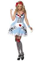 Wholesale Halloween Costume Snow white Costume HS13035