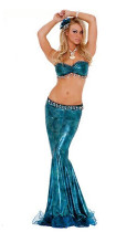 Wholesale Mermaid Costumes HS5083