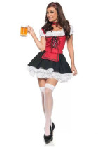 Wholesale Beer Girl Costumes HS768815