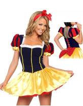 Wholesale Halloween Costume Snow white Costume HS00113