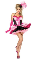 Wholesale Queen Cosplay costume  HS0093