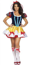 Wholesale Halloween Costume Snow white Costume HS00117