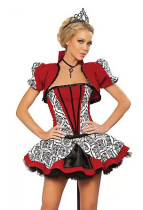 Wholesale Queen Cosplay costume  HS0092
