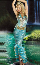 Wholesale Mermaid Costumes HS11213