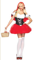 Wholesale Little Red Riding Hood Costumes HS8216