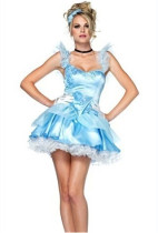 Wholesale Halloween Costume Snow white Costume HS00115