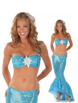 Wholesale Mermaid Costumes HS0082