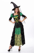 Wholesale Halloween Costume witch Costume HS0020