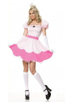 Wholesale Halloween Costume Snow white Costume HS75534