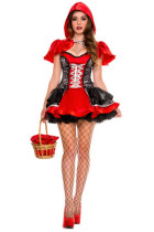 Wholesale Little Red Riding Hood Costumes HS7044