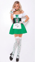 Wholesale Beer Girl Costumes HS8935