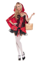 Wholesale Little Red Riding Hood Costumes  HS6813