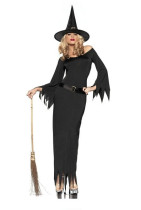 Wholesale Halloween Costume witch Costume HS13105