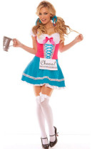 Wholesale Beer Girl Costumes HS7043