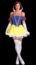 Wholesale Halloween Costume Snow white Costume HSFE1621
