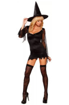 Wholesale Halloween Costume witch Costume HS14232