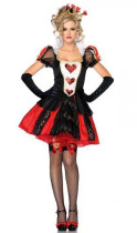 Wholesale Queen Cosplay costume  HSY1246